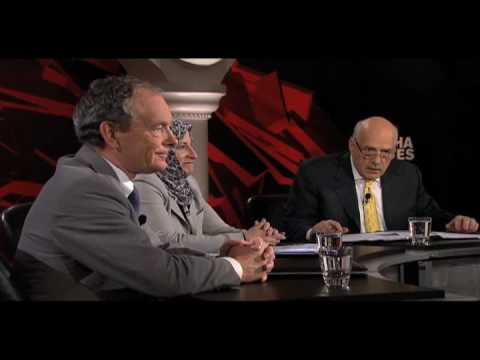 Embedded thumbnail for BBCDohaDebates - December 14, 2010 - Series 6 Episode 3 (Part 1)